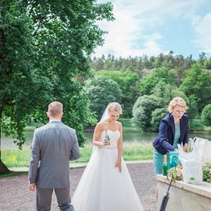 Hagaparken, bröllop i Hagaparken, Ekotemplet, bröllop i Ekotemplet, utomhusvigsel, borgerlig vigsel